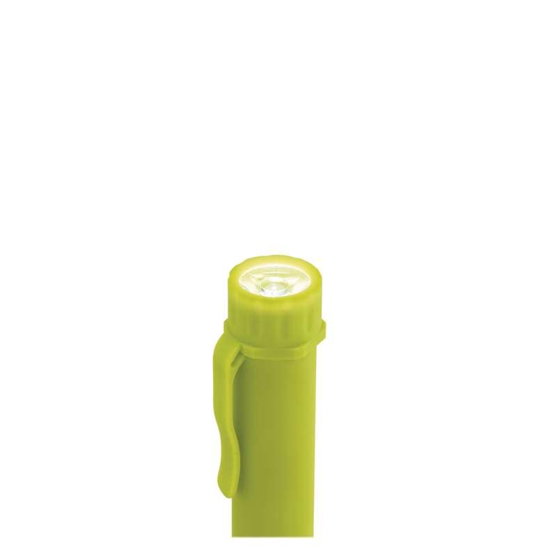 833ecc2cf LED svietidlo plastové, 3W COB LED + 1 LED, na 3x AAA, 16 ks ...