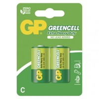 Batéria GP GREENCELL C